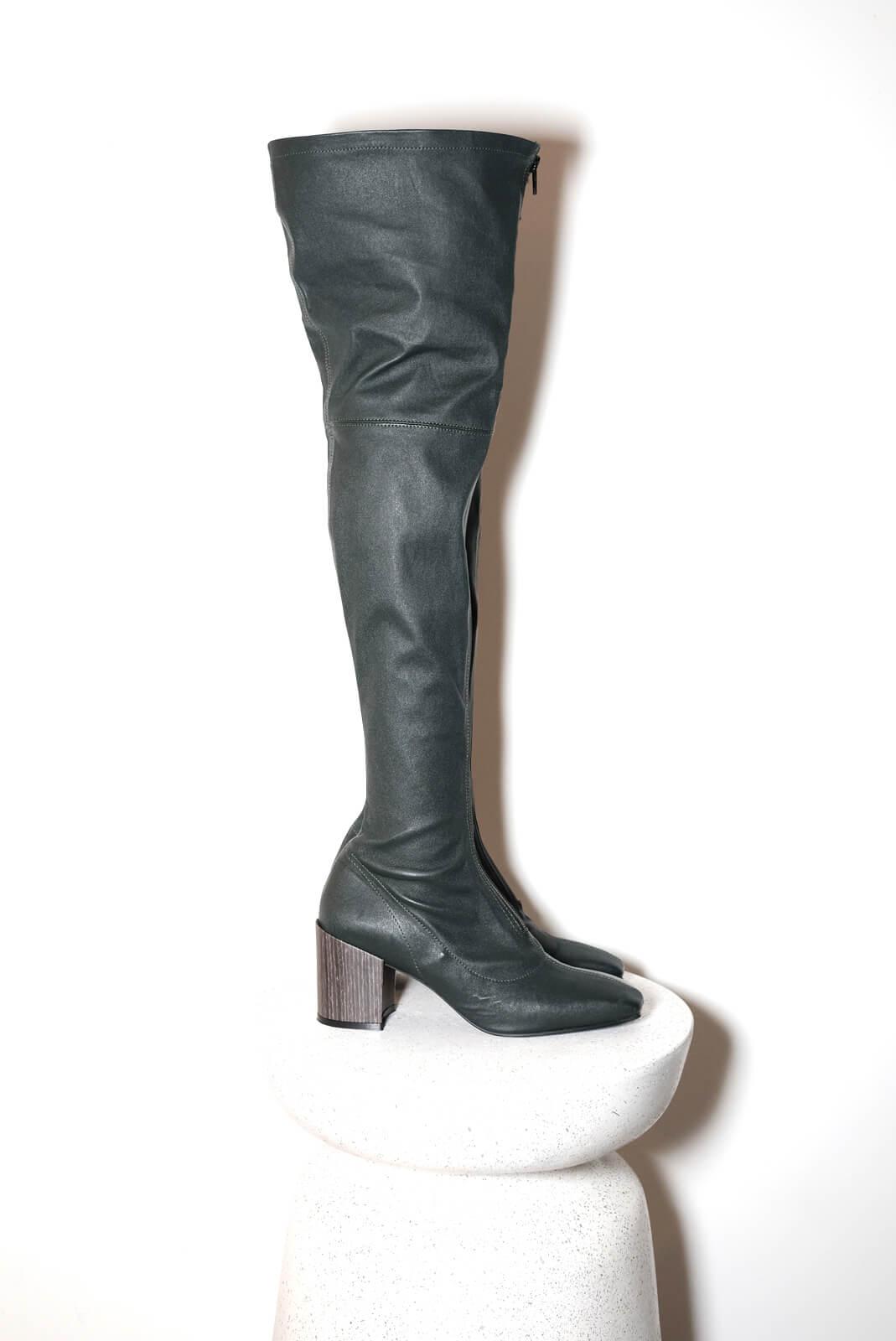 DC Natasha 過膝靴