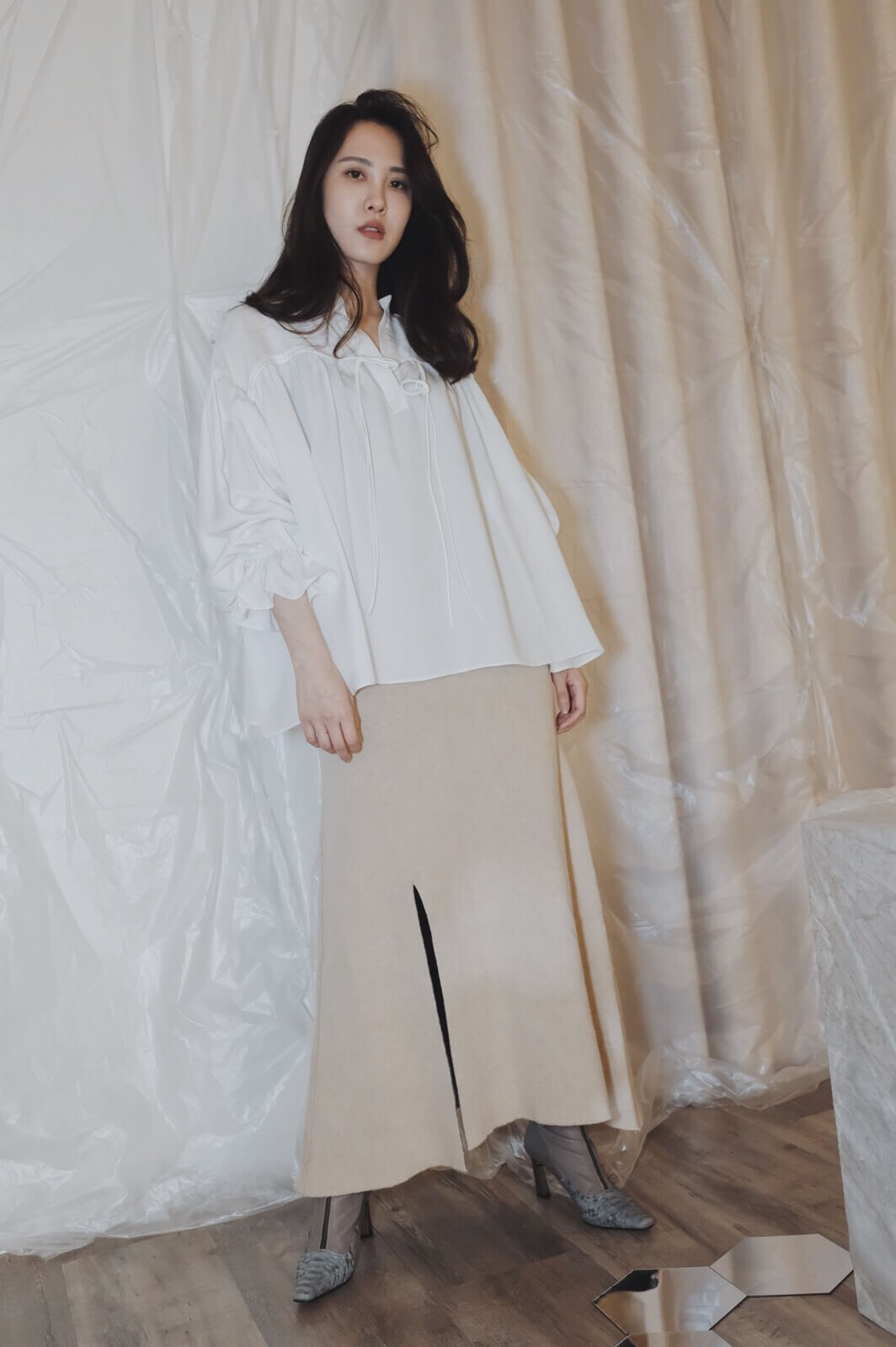 DC針織裙