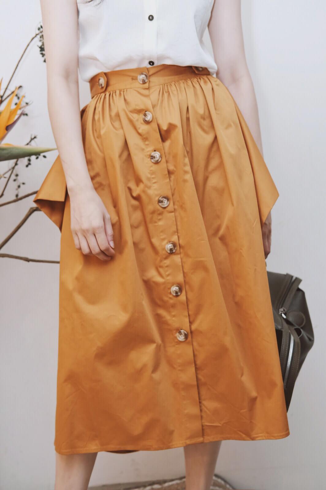 DC側立體排釦裙