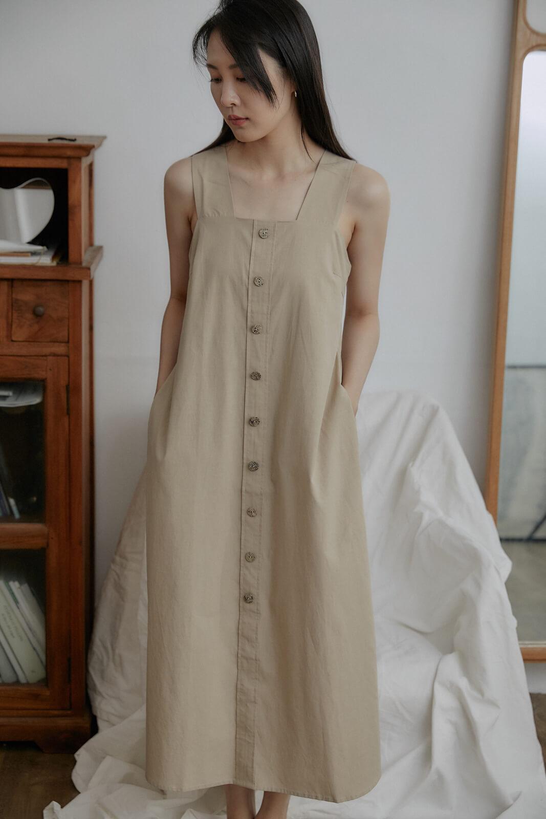 DC寬帶洋裝
