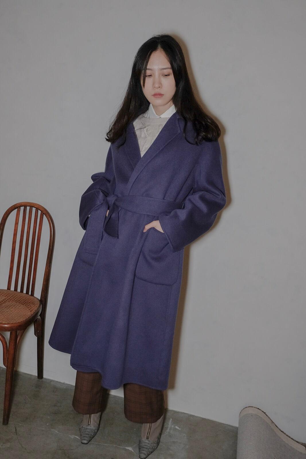 DC裙襬式大衣
