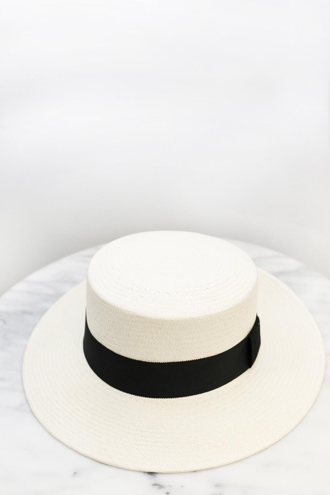 巴拿馬平頂帽
