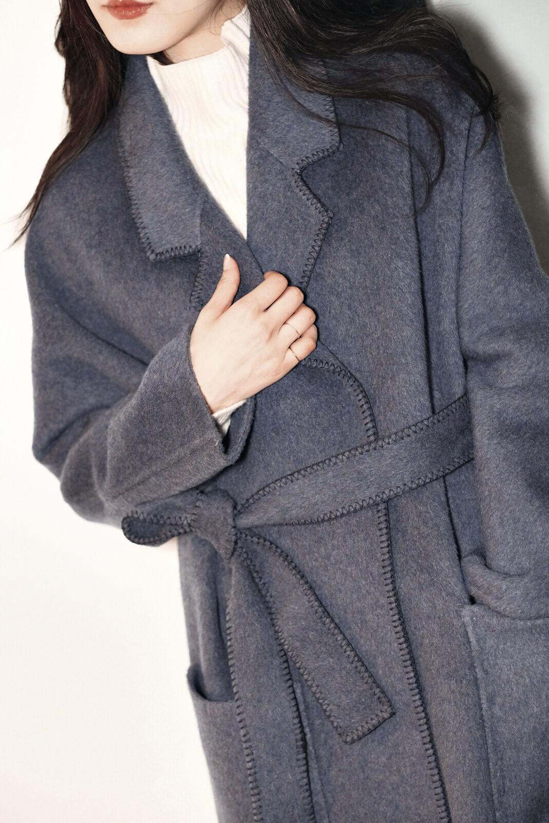 DC浴袍長大衣