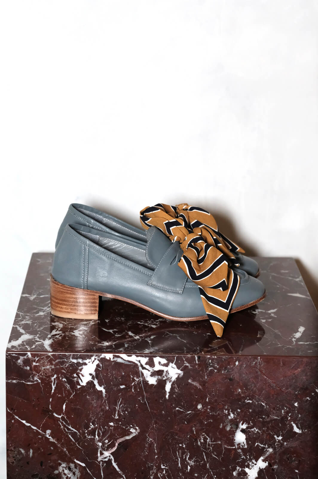 DC Scarf-Loafer