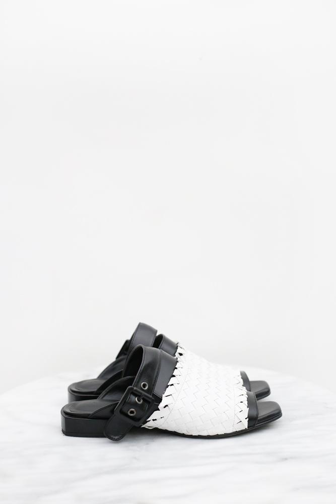 DC[白編織]SLINGGER 涼鞋