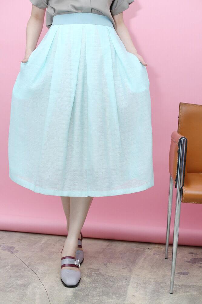 DC[冰藍]澎裙