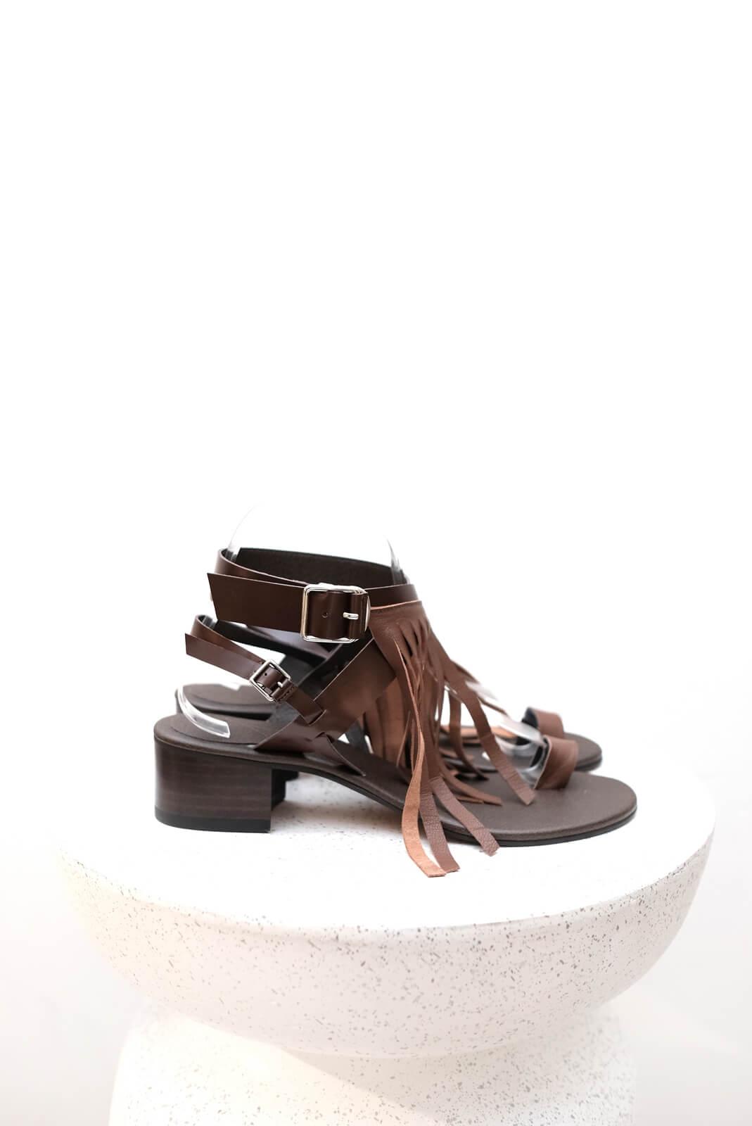 DC Fringe Sandals