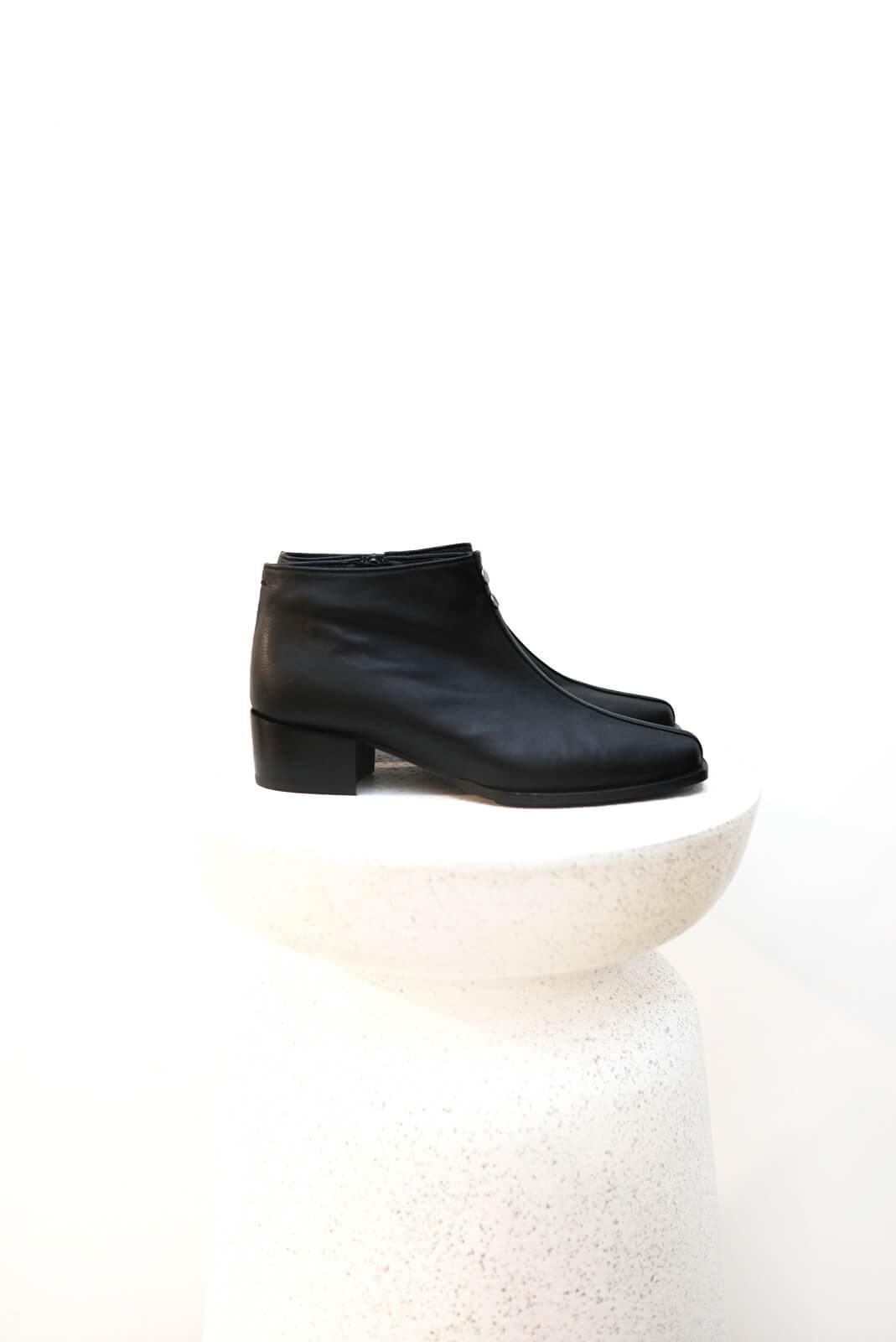 DC釘釦淺口靴